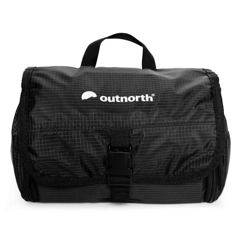 Outnorth Toilet Bag G3 1SIZE Black Square