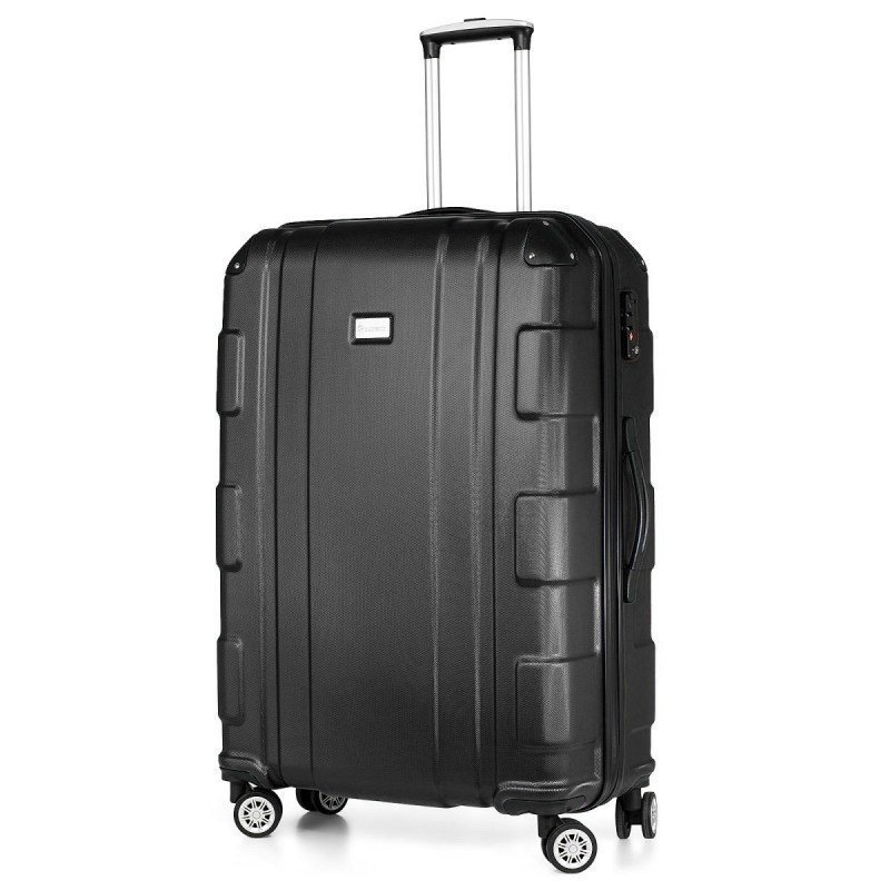 Outnorth WP Trolley 105L 1SIZE Black
