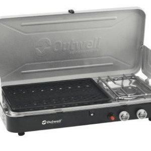 Outwell Chef Cooker retkikeitin 2-polttimella
