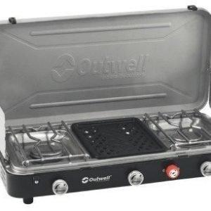 Outwell Chef Cooker retkikeitin 3-polttimella