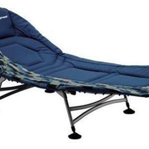Outwell Cordoba Camping Cot lepotuoli sininen