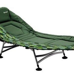 Outwell Cordoba Camping Cot lepotuoli vihreä