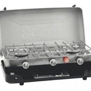 Outwell Gourmet Cooker retkiliesi 3 polttimella ja kannella