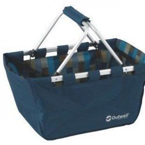 Outwell säilytys / picnic kori sininen