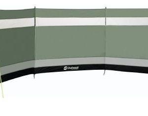 Outwell tuulensuoja Sage vihreä