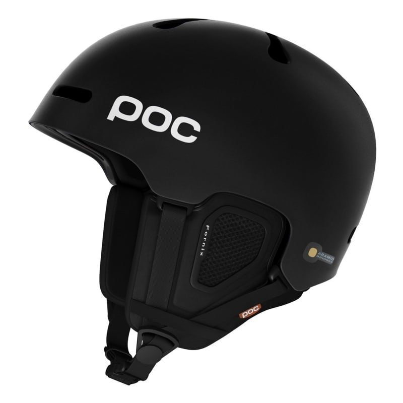 POC Fornix XL-XXL Matt Black