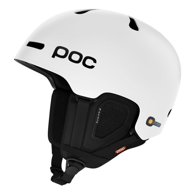 POC Fornix XS-S Matt White