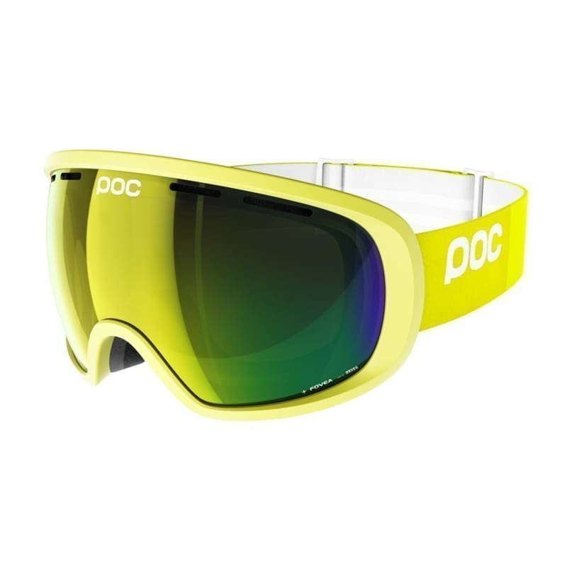 POC Fovea ONESIZE Hexane Yellow