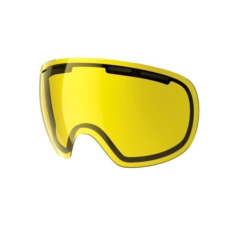 POC Fovea Spare Lens 1SIZE Yellow