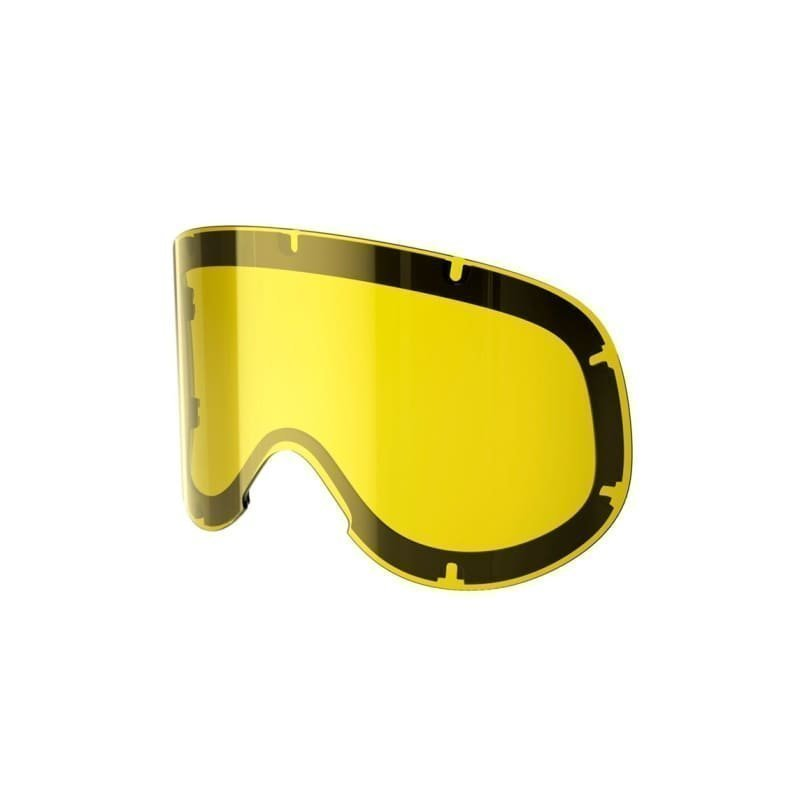 POC Lid Spare Lens 1SIZE Yellow