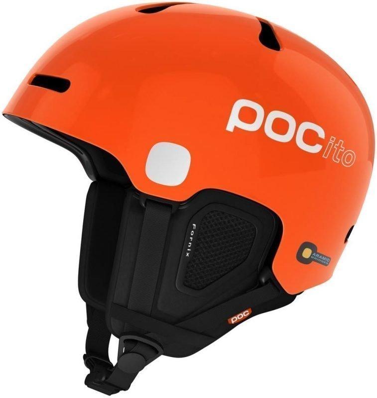 POC POCito Fornix Oranssi XS/S