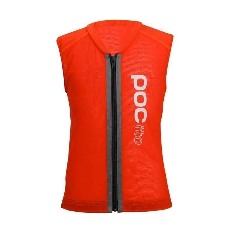 POC POCito VPD Spine Vest S Fluorescent Orange