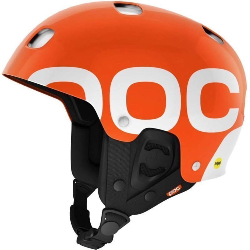 POC Receptor Backcountry MIPS Oranssi XL