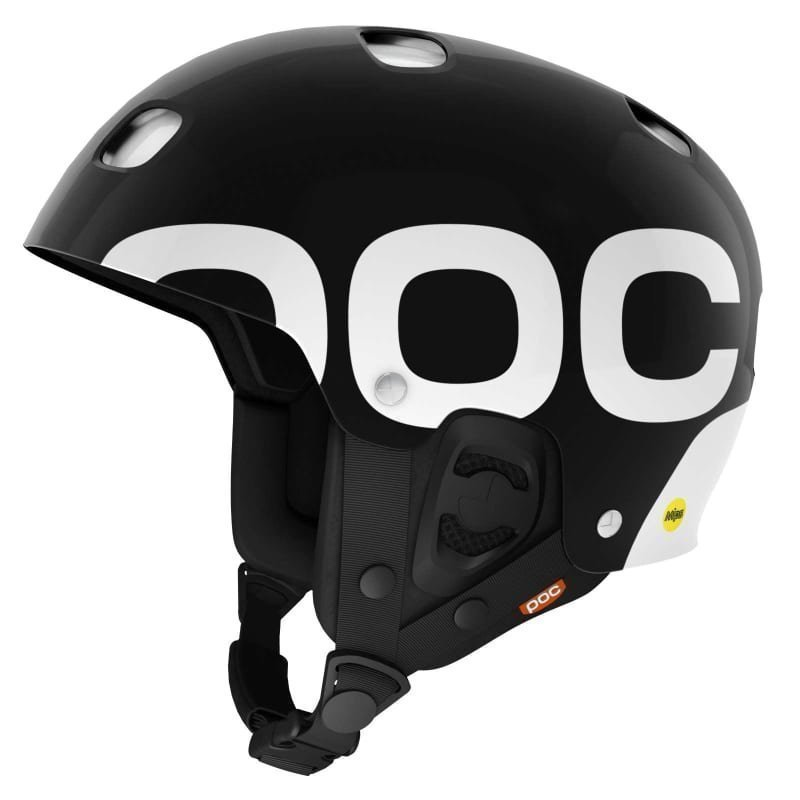 POC Receptor Backcountry MIPS S Uranium Black