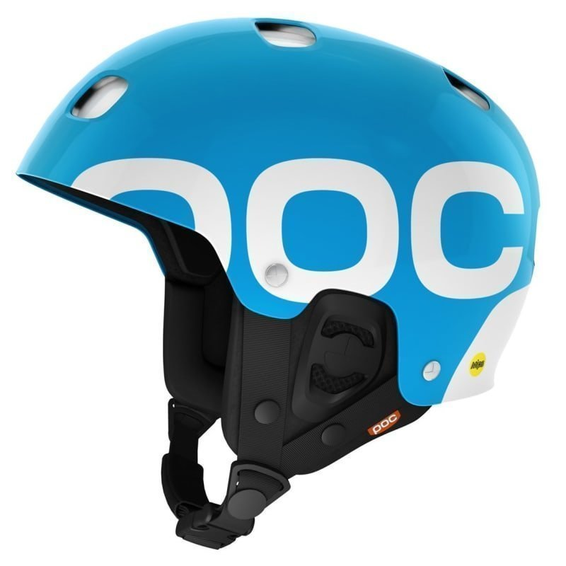 POC Receptor Backcountry MIPS XL Radon Blue