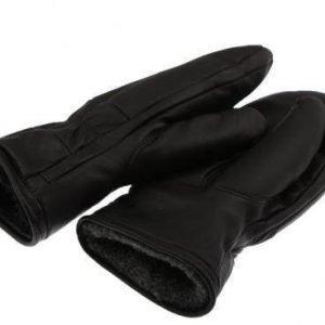 Paccas Mitten Musta 9
