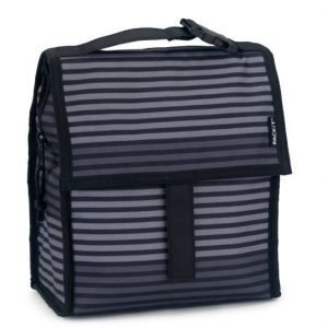 Packit Personal Cooler Grey Stripe 4