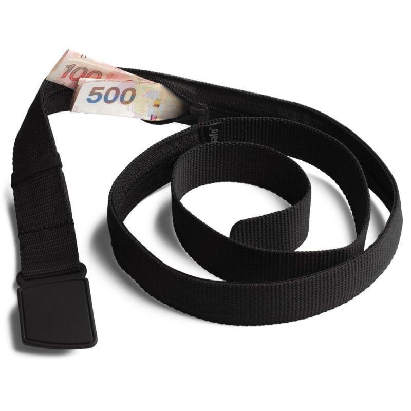 Pacsafe Cashsafe Travel Belt Wallet ONESIZE Black