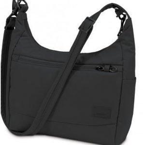 Pacsafe Citysafe CS100 turvakäsilaukku musta