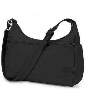 Pacsafe Citysafe CS200 turvakäsilaukku musta