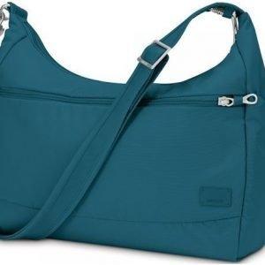 Pacsafe Citysafe CS200 turvakäsilaukku sininen