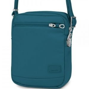 Pacsafe Citysafe CS75 turvakäsilaukku teal