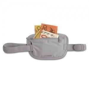 Pacsafe CoverSafe 25 harmaa vyölaukku