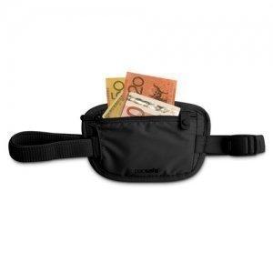 Pacsafe CoverSafe 25 musta vyölaukku