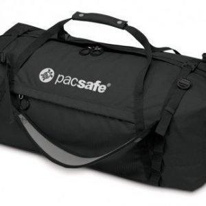 Pacsafe Duffelsafe AT100 matkakassi musta