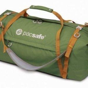 Pacsafe Duffelsafe AT100 matkakassi olive/khaki