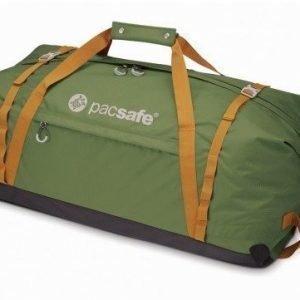 Pacsafe Duffelsafe AT120 matkakassi oliivi/khaki