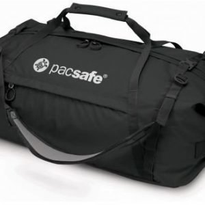 Pacsafe Duffelsafe AT80 matkakassi musta