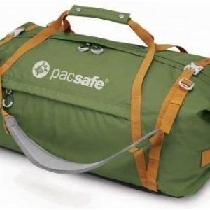 Pacsafe Duffelsafe AT80 matkakassi olive/khaki