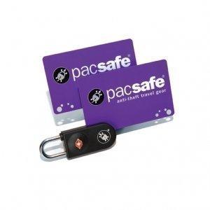 Pacsafe Prosafe 750 TSA hyväksytty korttilukko musta