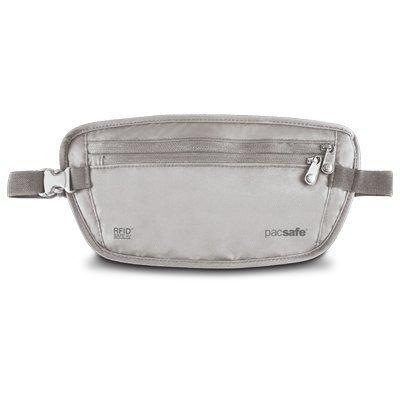 Pacsafe RFIDsafe 100 harmaa