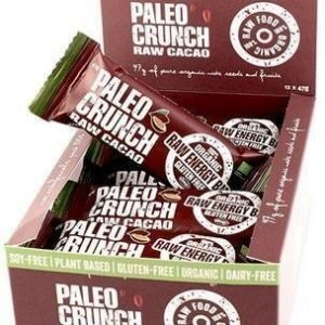 Paleo Crunch Raw Cacao