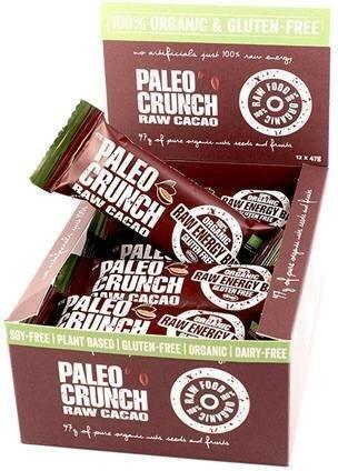 Paleo Crunch Raw Cacao