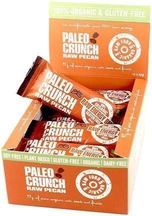 Paleo Crunch Raw Pecan