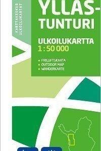 Pallas-Yllästunturi Kestokartta 2010