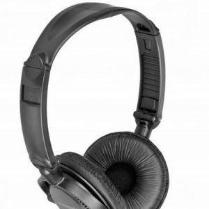 Panasonic RP-DJS 200 E-K black kuulokkeet