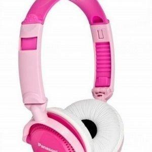 Panasonic RP-DJS 200 E-P pink kuulokkeet