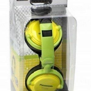Panasonic RP-DJS 200 E-Y yellow kuulokkeet