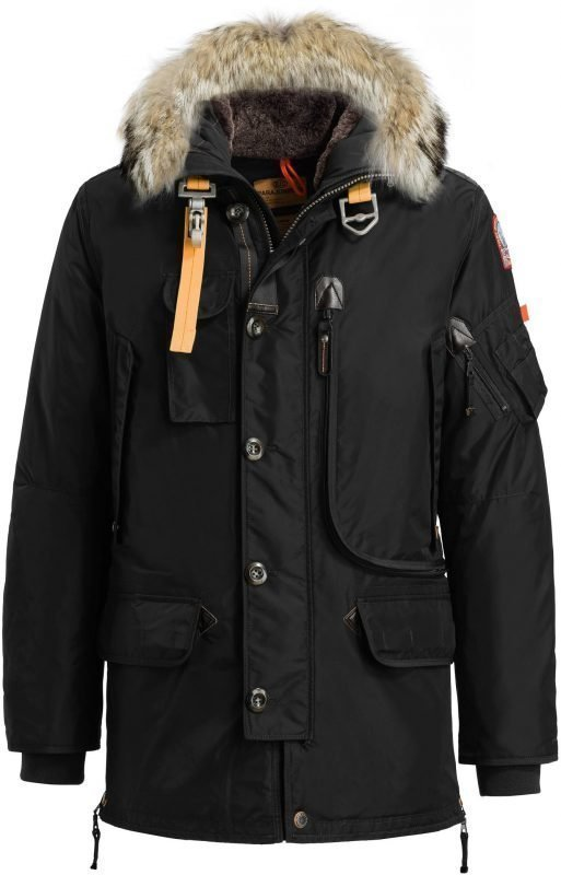Parajumpers Kodiak Jacket Musta XL