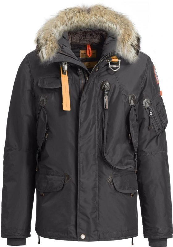 Parajumpers Right Hand Jacket Antrasiitti L