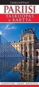 Pariisi taskuopas+kartta