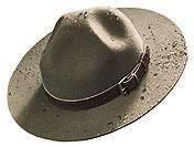 Partiotuote B-P hattu 58