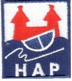 Partiotuote HAP-merkki