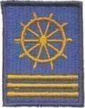 Partiotuote Meripartiotaitomerkki IV