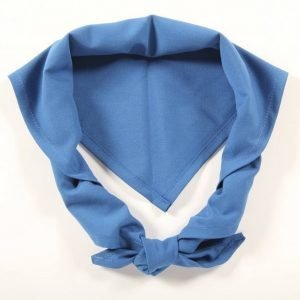 Partiotuote Partiohuivi sininen sininen