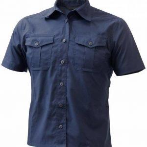 Partiotuote Partiopaita lyhythihainen sininen miesten XL